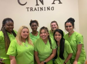 CNA training difficulty